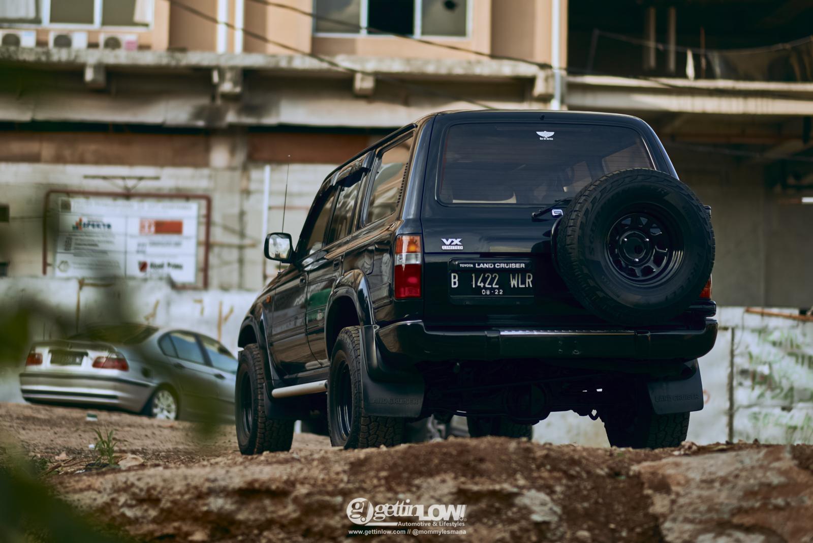 Rafiandra Lubis LC VX Limited