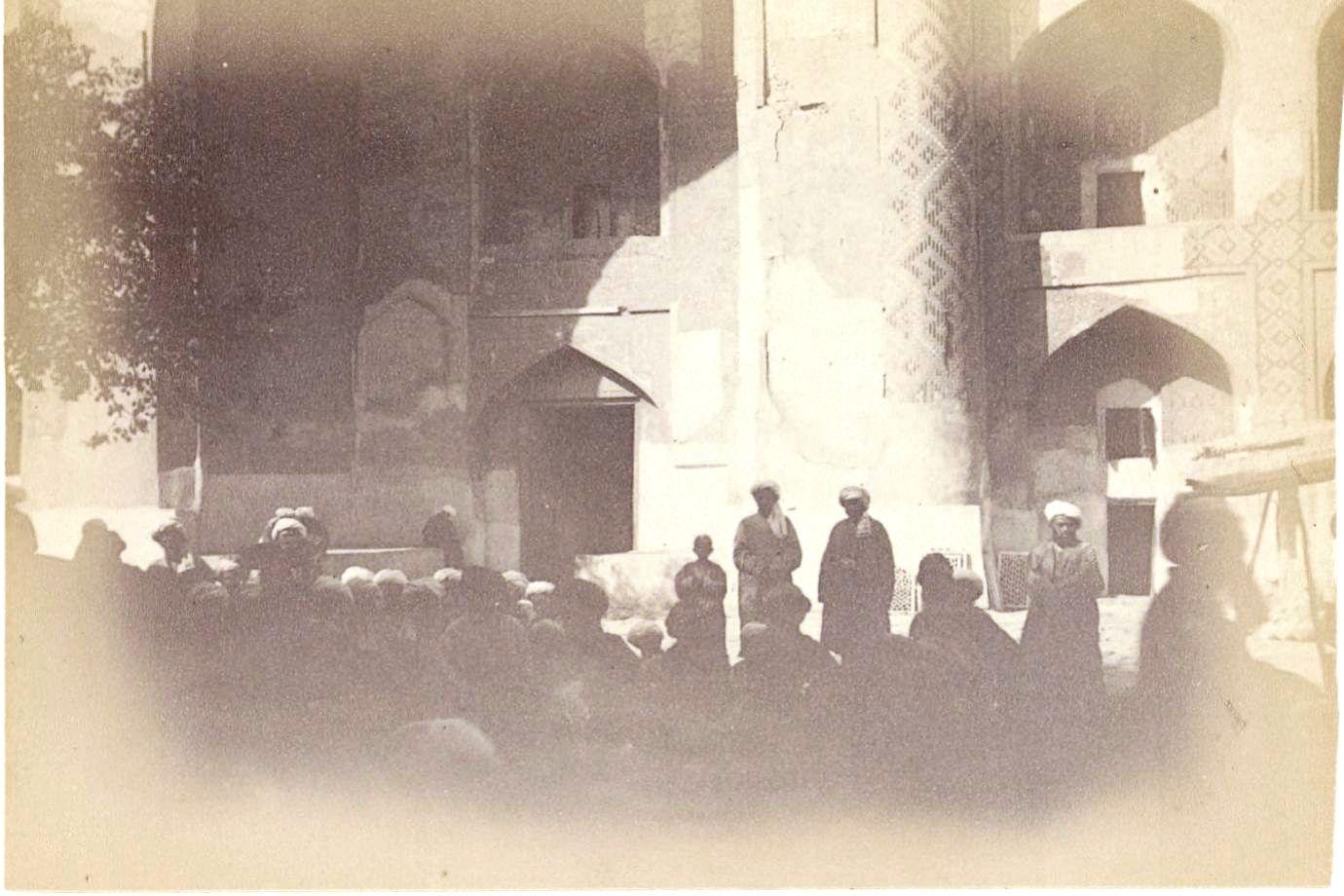 32. Бухара. Мечеть