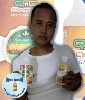 Stokis / Agen QnC Jelly Gamat Pati , Margoyoso, Puncakwangi, Batangan