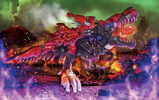 TAKARA TOMY 洛伊德新系列《ZOIDS WILD》ZW12 死亡暴龍(ゾイドワイルド デスレックス)