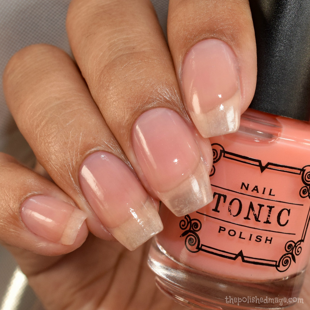 tonic polish french undies