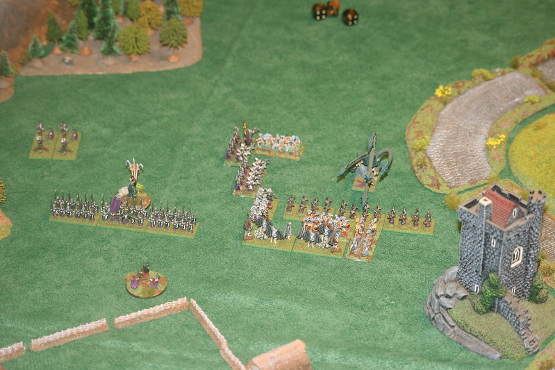[1300 - Orcs vs elfes Noirs] La bataille des piques maudites 45930141614_b23c0133a0_c
