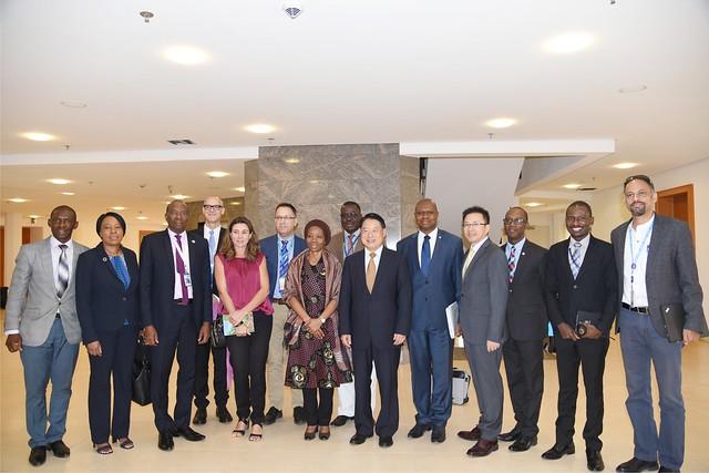 UNIDO DG Visit to Nigeria