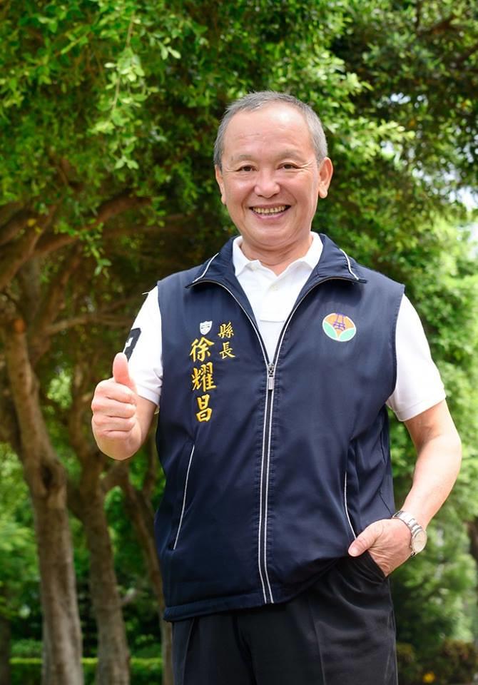4號國民黨徐耀昌(圖片取自徐耀昌臉書)