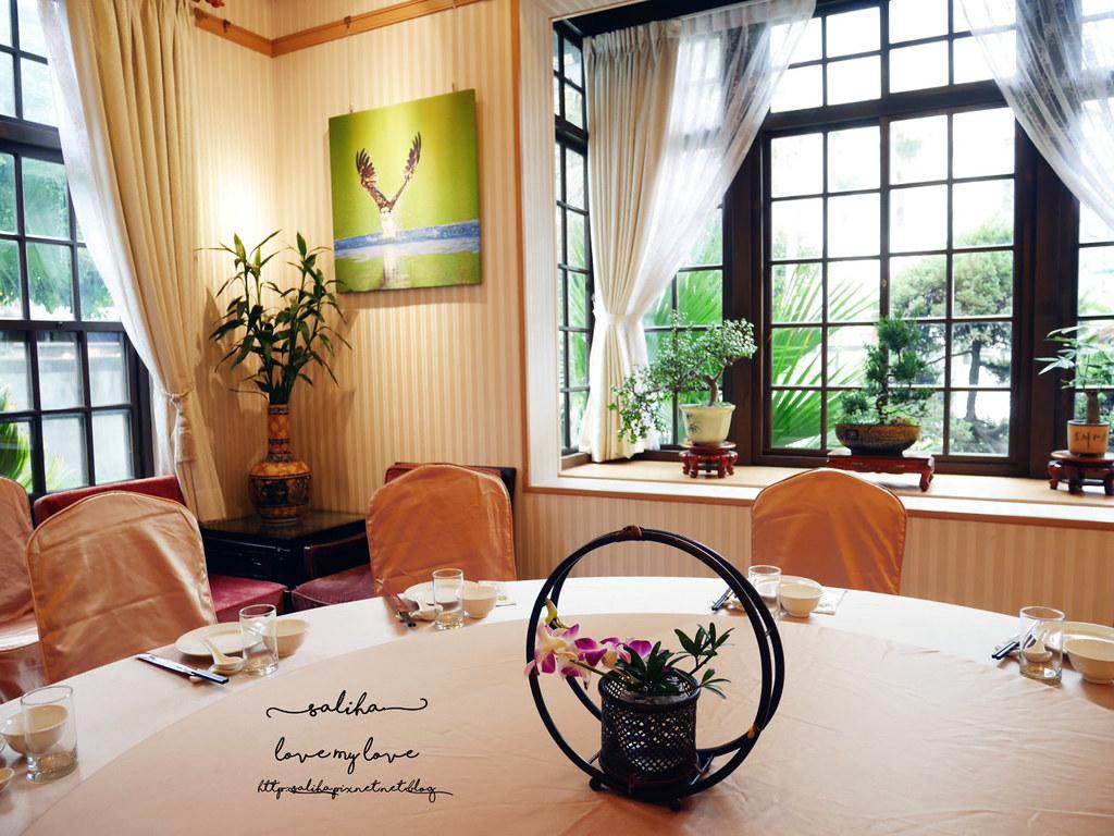台北中正區附近超美浪漫約會餐廳推薦孫立人將軍官邸陸軍聯誼廳合菜 (6)