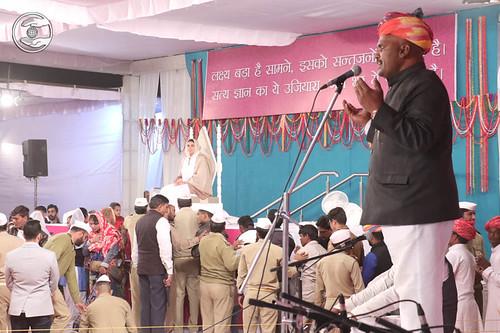 Mangi Lan from Badi Sadri RJ, expresses his views