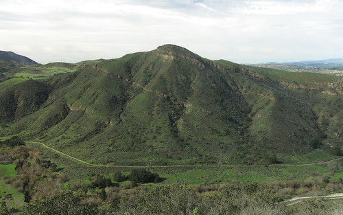 Hill Canyon before the recent fire.