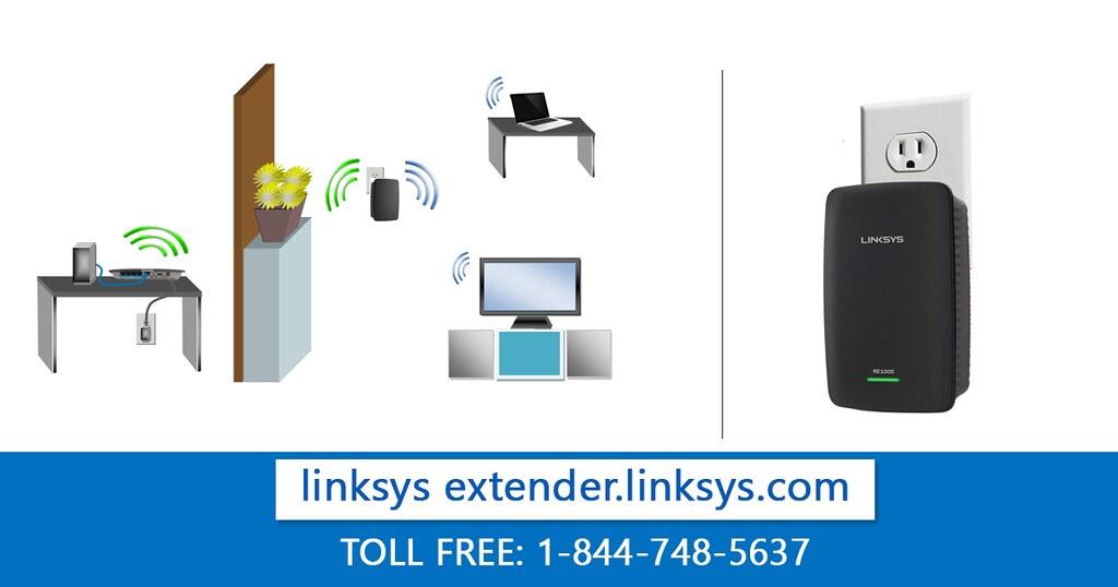 linksys extender.linksys.com