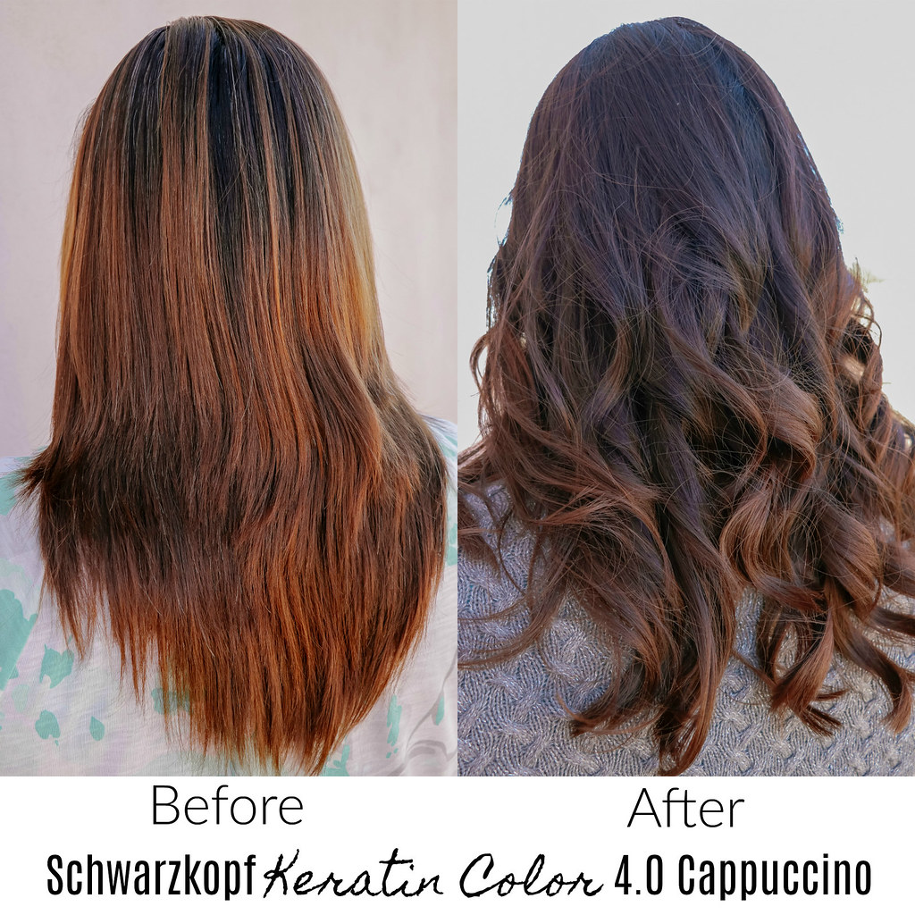 Gift a Holiday Makeover with Schwarzkopf® Keratin Color #KeratinKBondPlex