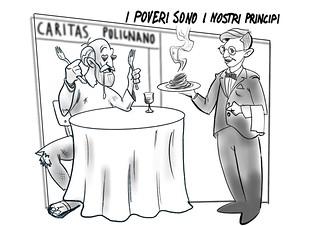 vignetta caritas