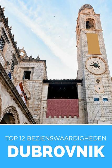 Dubrovnik, Kroatië: top 12 bezienswaardigheden Dubrovnik | Mooistestedentrips.nl