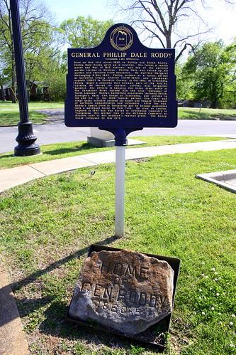 Home of Gen. Roddy - Moulton, AL