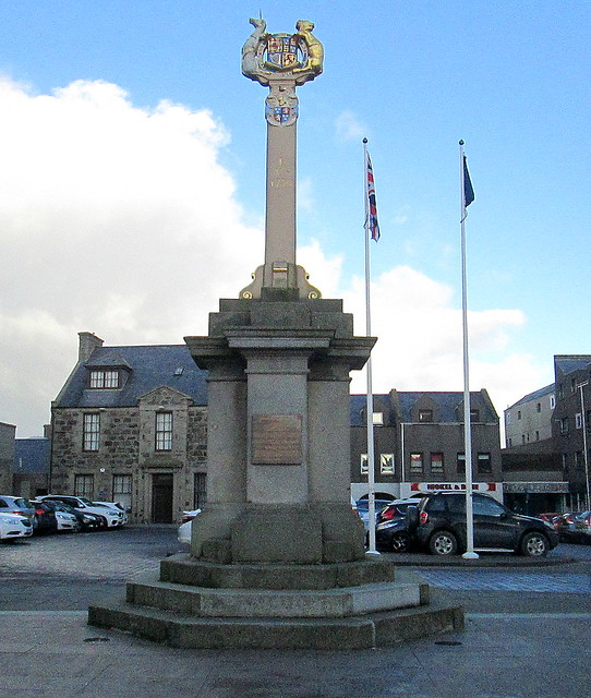 Market Cross, Fraserburgh