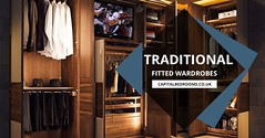 Traditional Fitted Wardrobes - Capital Bedrooms
