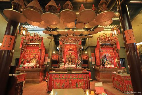 Sam Tai Tsz Temple and Pak Tai Temple
