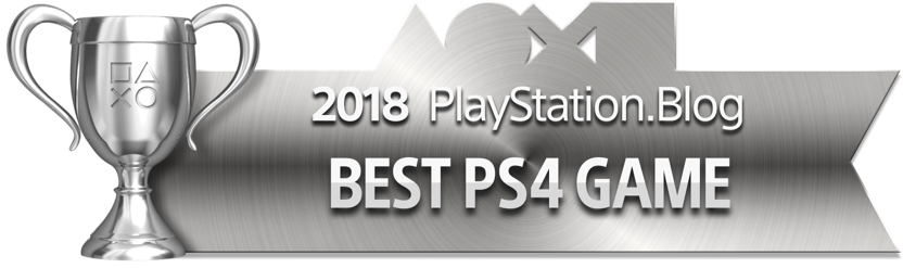 Game Of The Year 2018 The Winners Playstation Blog