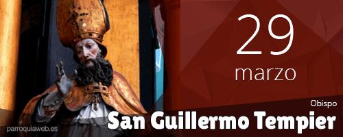 San Guillermo Tempier