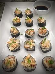 Spencer Gulf Prawn Sushi
