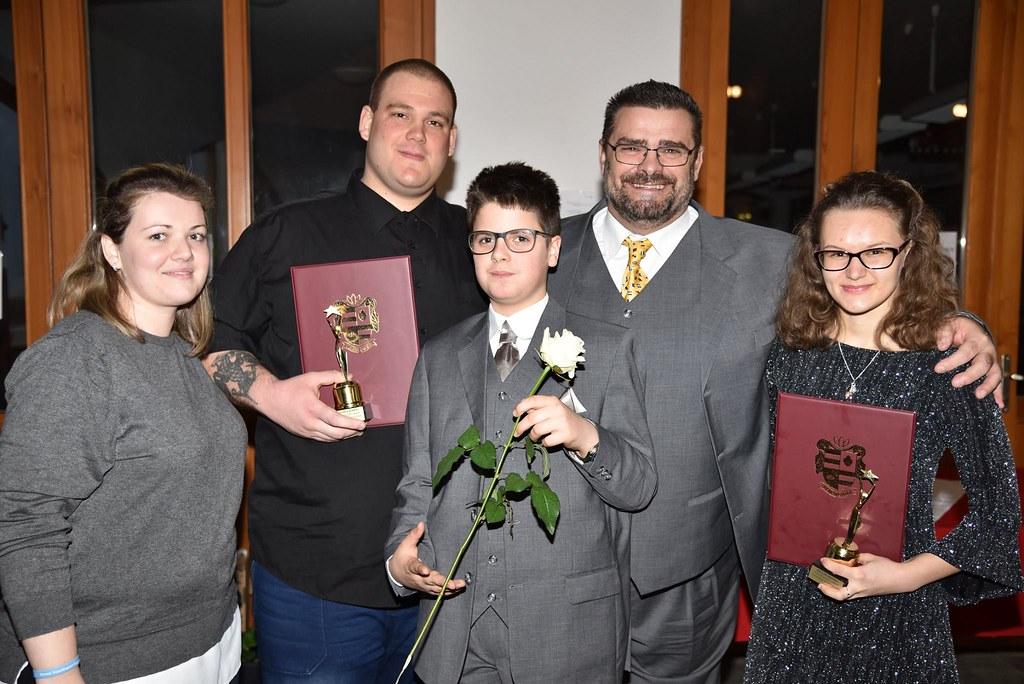 Veresegyház város érdemes sportolója díjátadó