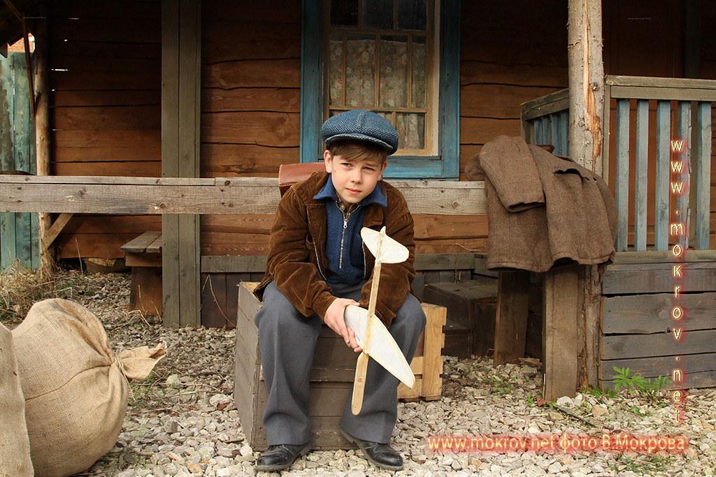 Актер - Карушев Максим роль Мишка в сериале «Декабристка».