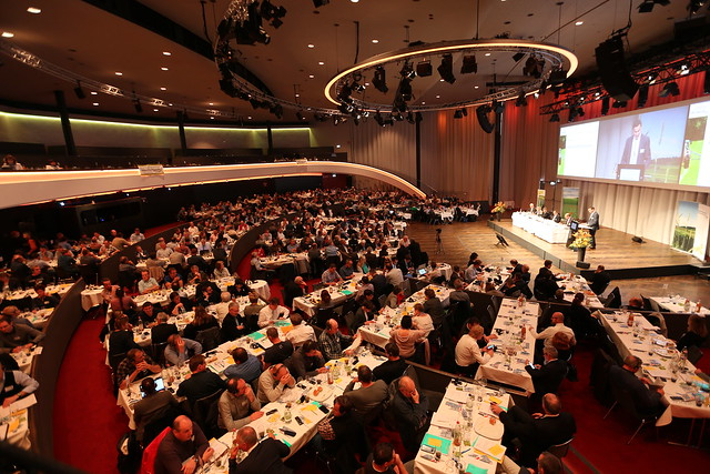 Delegiertenversammlung 2018 /  Assemblée des délégués 2018