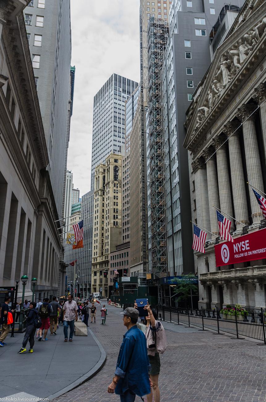 Нью-Йорк_Wall Street-17