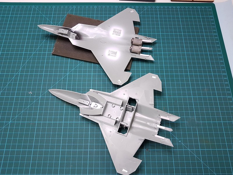 Academy 1/72 F-22A Air Dominance Fighter - Sida 4 31173687117_3fccd0a338_c