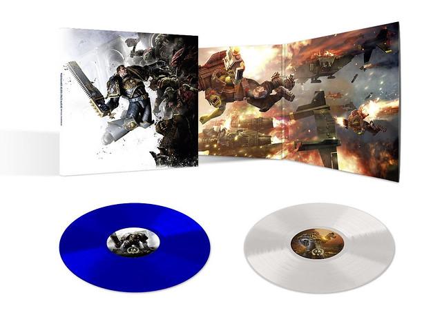 Warhammer Vinyl