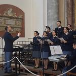 2018-12-20 Messa di Natale Allievi Scuola di Polizia di Spoleto