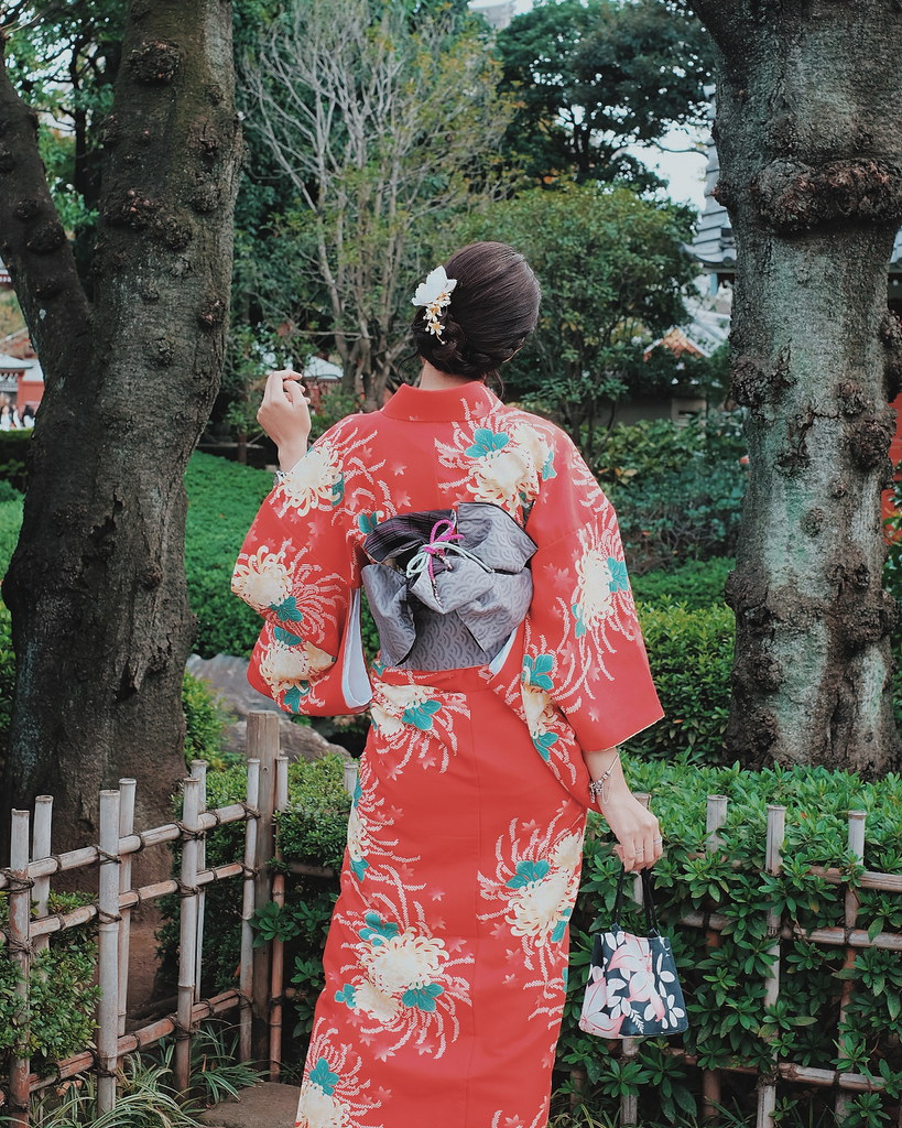 Bucket List: Kimono Experience Japan via Klook