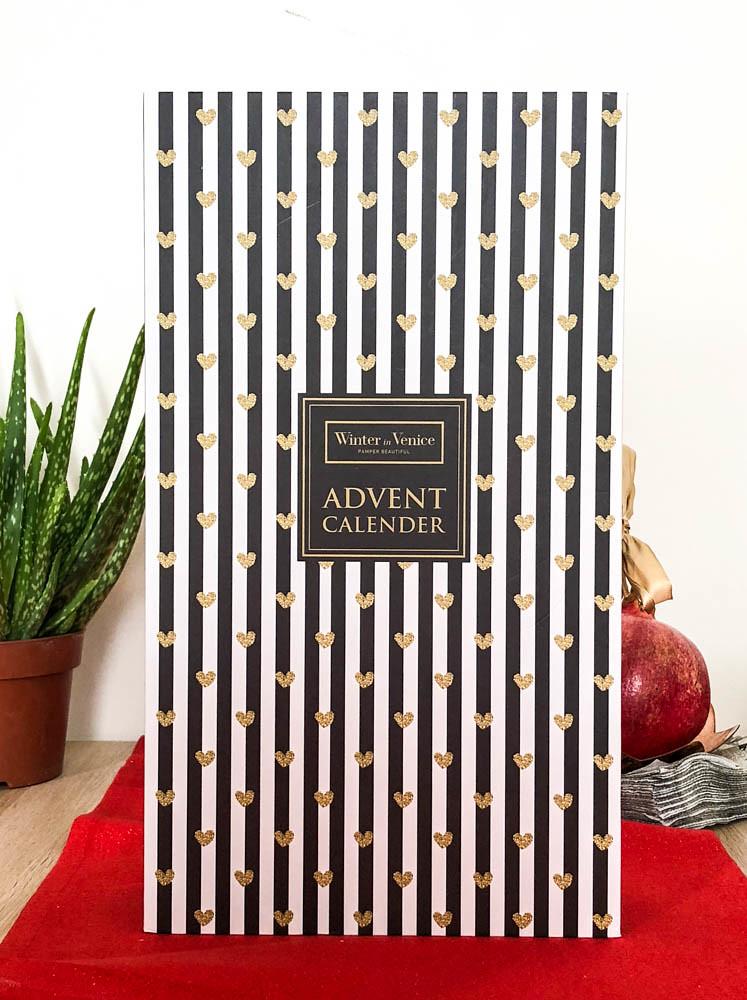 Winter In Venice Advent Calendar - Striped Zebra