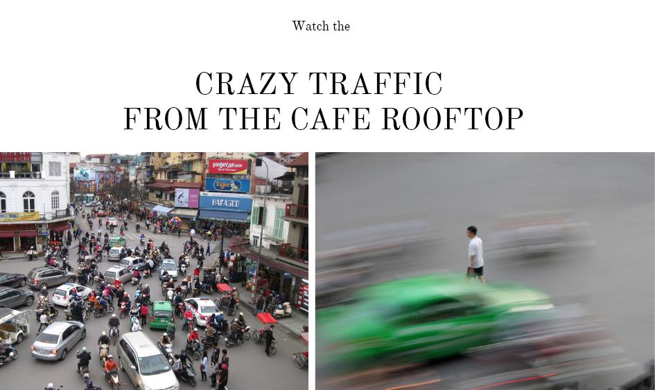 Watch the Traffic