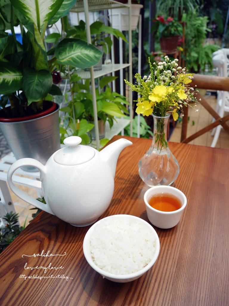 台北古亭站附近絕美玻璃屋植物系浪漫約會餐廳推薦陸聯廳 (10)