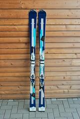 Dámské lyže Rossignol Unique 6, 164cm, TOP STAV !! - titulní fotka