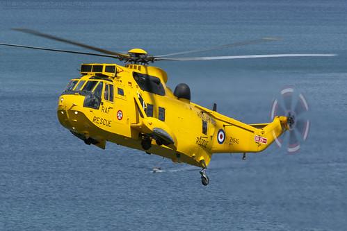RAF Rescue Westland Sea King ZH545