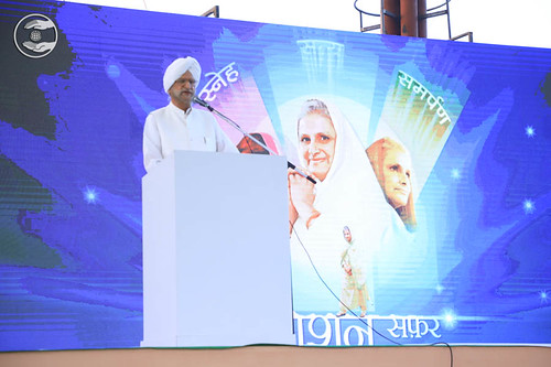 Gobind Singh, President SNM