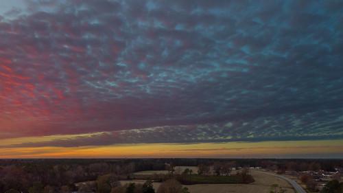Aerial Sunset - 120318 - 170755