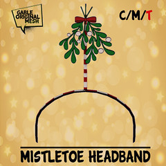 Group Gift - Mistletoe Headband