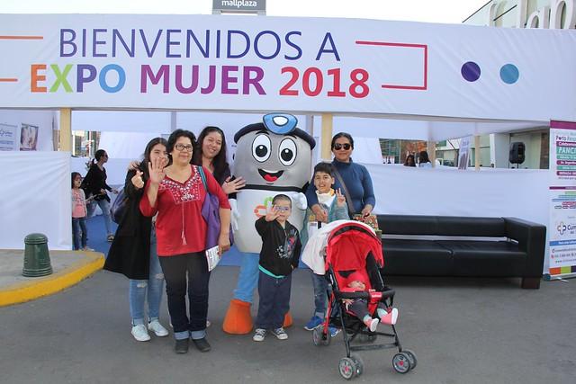 Expo Mujer 2018