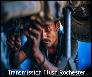 Transmission Flush Rochester | Virgil's Auto Repair and Towing