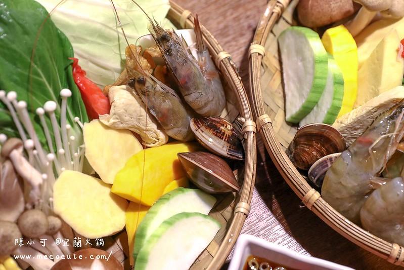宜蘭旅遊,宜蘭火鍋,宜蘭火鍋推薦,礁溪火鍋,花見小路 在地小農鍋物,花見小路火鍋 @陳小可的吃喝玩樂
