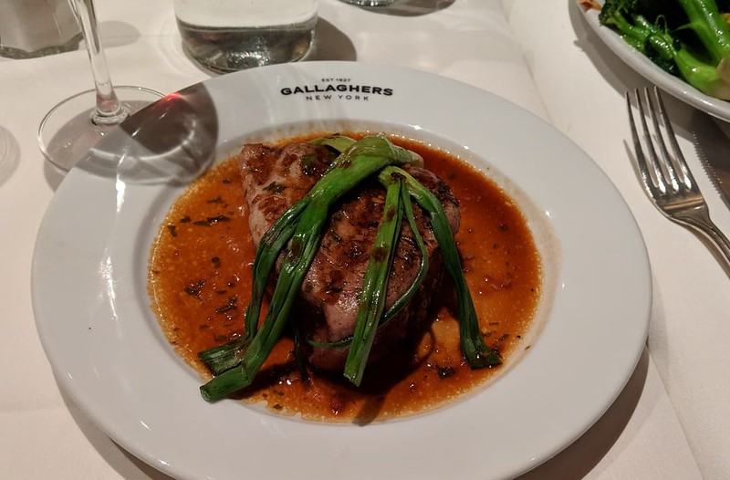 Gallagher's Steakhouse NYC