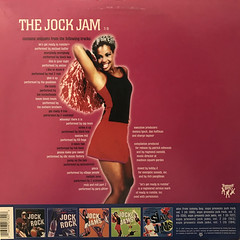 V.A.:ESPN PRESENTS THE JOCK JAM(JACKET B)