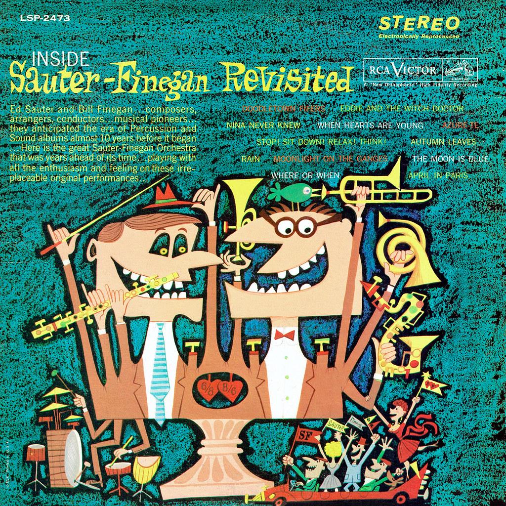 Sauter-Finegan – Inside Sauter-Finegan Revisited