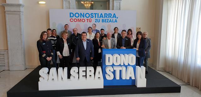 Candidatura Donostia