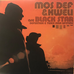 MOS DEF & TALIB KWELI ARE BLACK STAR:DEFINITION(JACKET A)