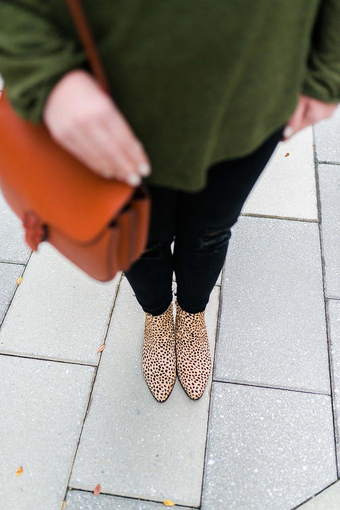 Leopard Ankle Boots-@headtotoechic-Head to Toe Chic