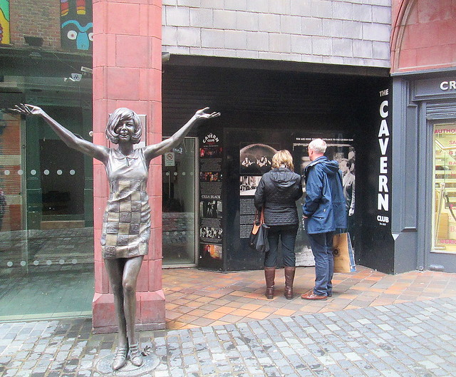 Old Entrance to Cavern Club, Liverpool