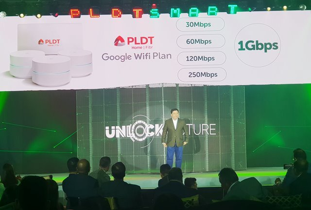 PLDT Smart Google Wifi Plans