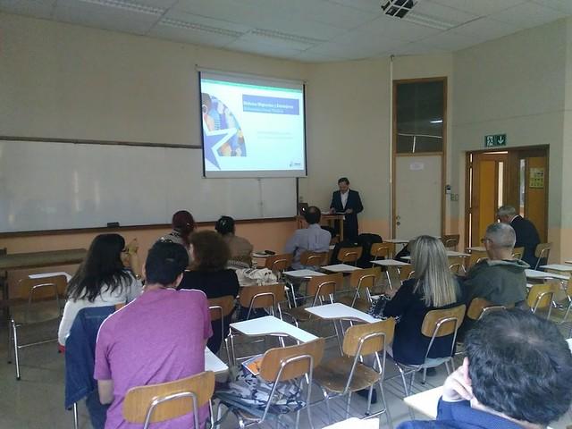 Finalización Escuela para Migrantes UACh
